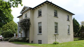 19th century period residence with farmland and gardens 'of the highest standard'