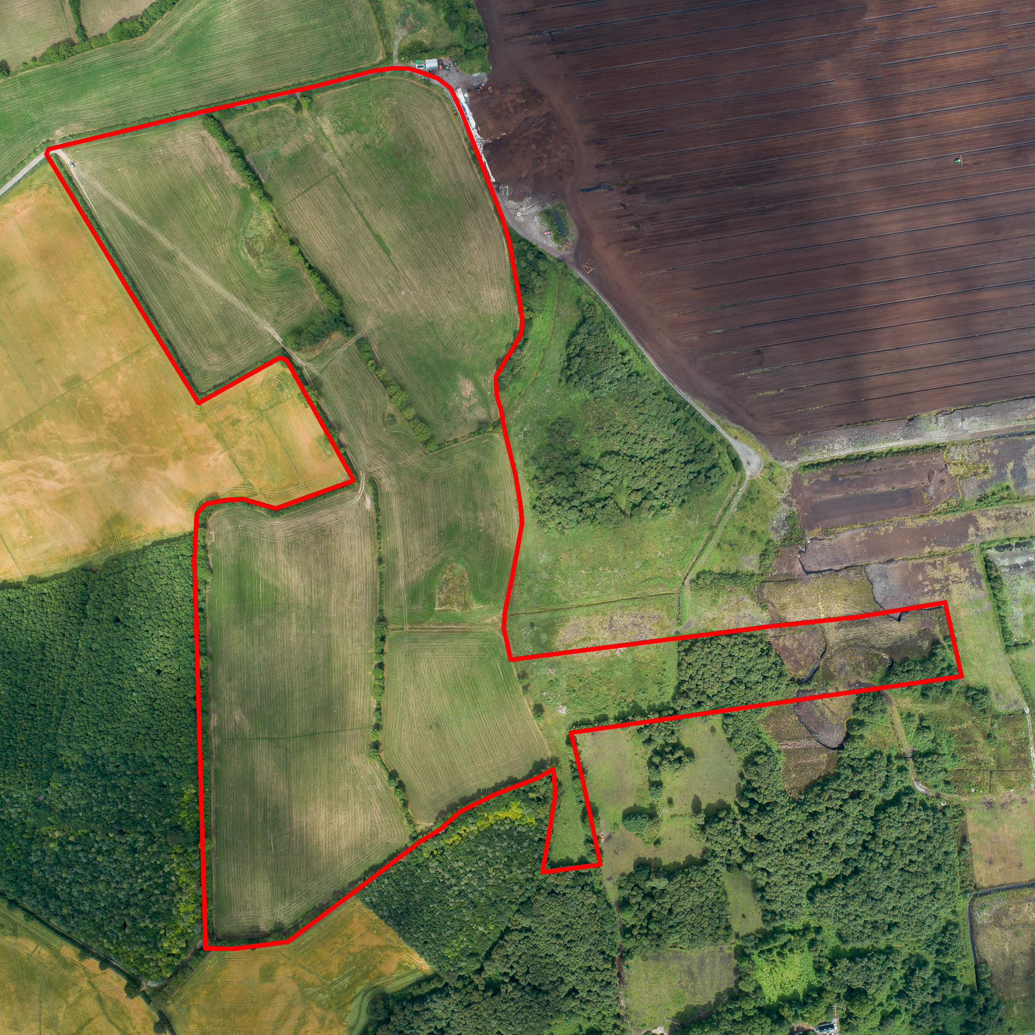 44.08ac of 'well-maintained' land returns for private treaty sale