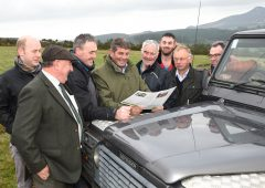 €1.95 million pilot project launched for Wicklow hill farmers