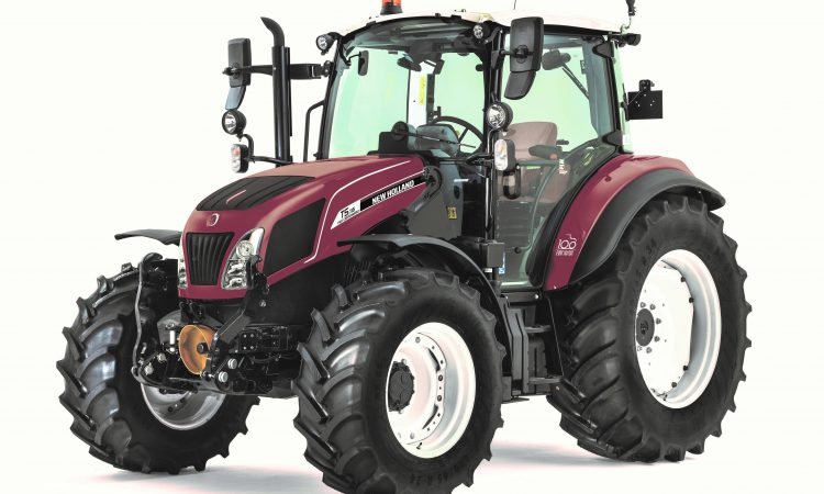 'Fiat-themed' tractors hark back to iconic 1918 and 1980s models