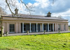 8-bay colonial villa on 42ac in the heart of Wexford