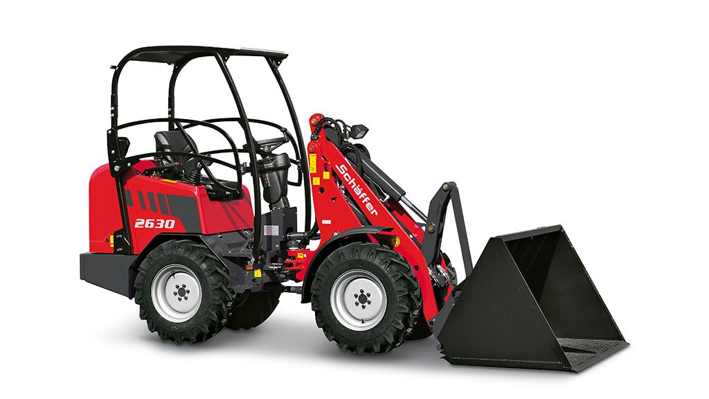 Let S Torque About Schaffer S New Compact Loader