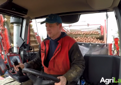 Video: At the wheel of a 'gentle giant' lifting 600ac in Co. Meath