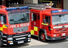 Man dies in Co. Antrim farmhouse fire