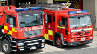 Recent dry weather sparks NI wildfire warning