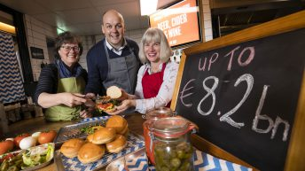 Irish foodservice market to grow to €8.2 billion – but challenges remain