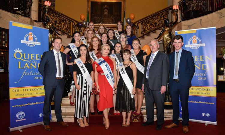 Queen of the Land to take on Tullamore this weekend