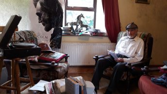 'Fleeting Memory' launch of farm life stories for Westmeath