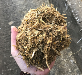 How can I get the most from my feed over the winter finishing period?