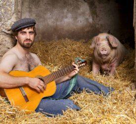 Calendar unveils 'best of' agricultural Adonises