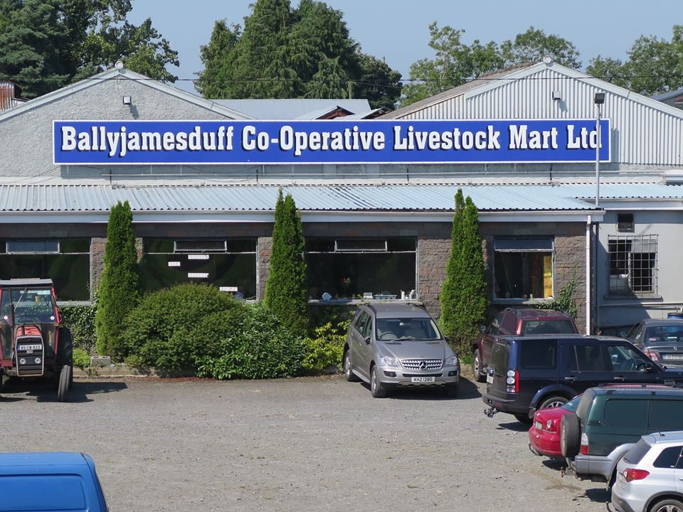 Discounts and discussions at Ballyjamesduff Mart open evening