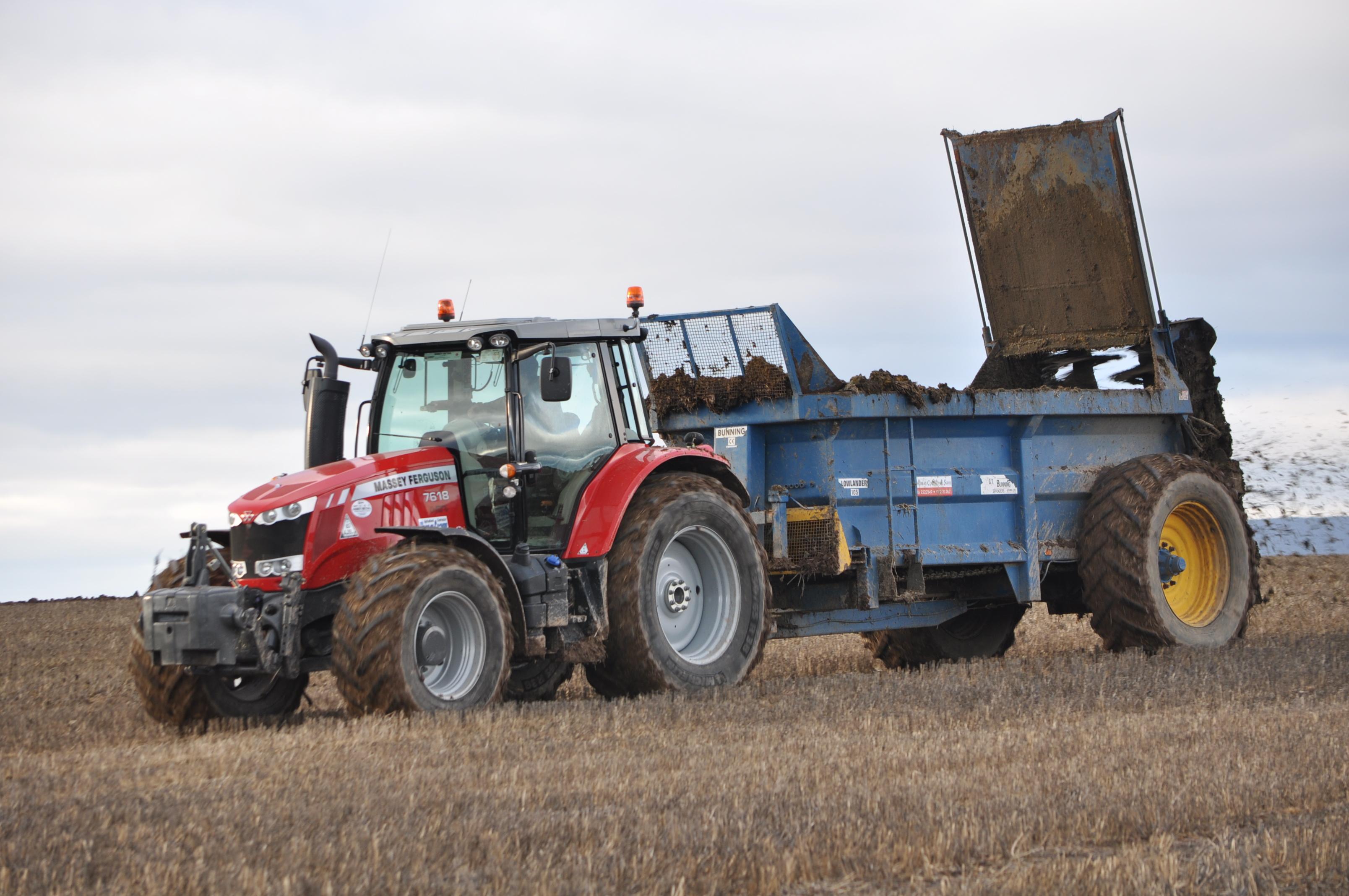 'Organic manures aren't always simple'