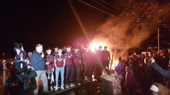 Mighty Mullinalaghta returns to heroes' welcome at crossroads