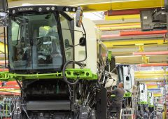 Claas revenue hits almost €3.9 billion in 'record' year