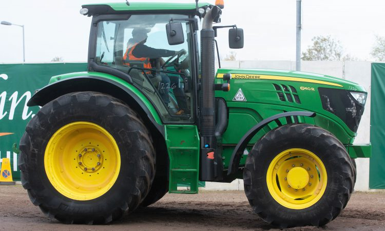 Auction report: Smaller 'sale' of tractors at this month's monster auction