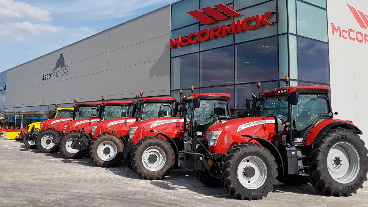 McCormick and Landini set for major French expansion