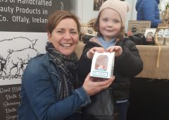 Handcrafted goats' milk soap is 'Offaly' good idea
