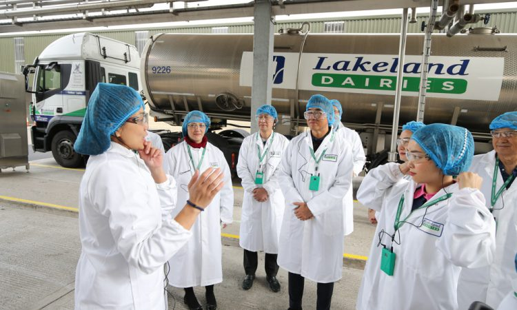 Lakeland Dairies CEO expresses confidence for the future