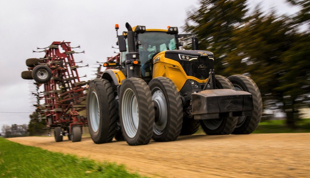 US tractor and combine sales remain 'positive' through 2018