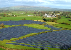 Claremorris community lighting the way towards increased solar use
