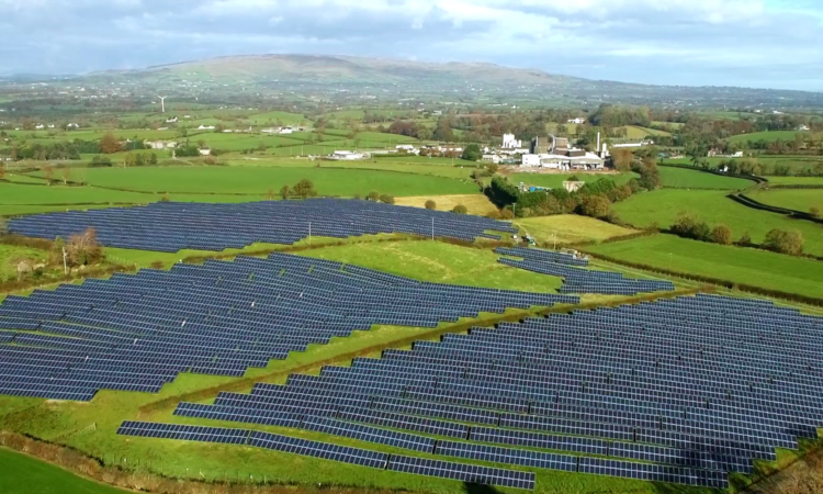 Planning permission sought for 148ha solar farm in Meath