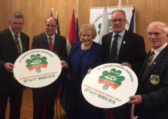European Ploughing Contest 2019 launched in Wexford