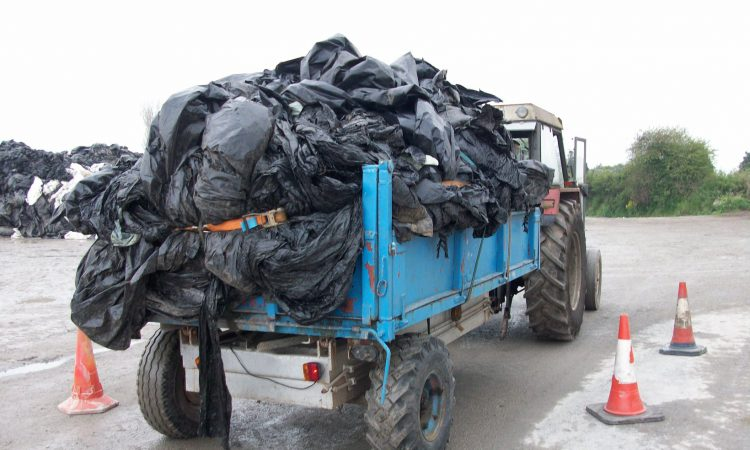 IFFPG: 27,000t of farm plastic collected for recycling this year