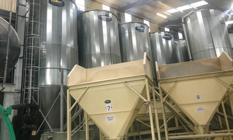 Calls made for Irish feed mills to 'pass through' price drop