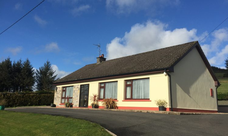 Multiple income streams in Ballyhoura region farm