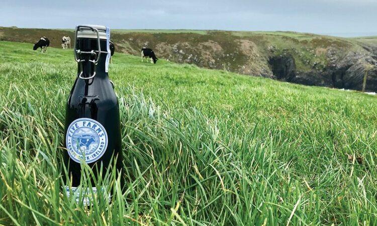 Cork farm families supply new cream liqueur