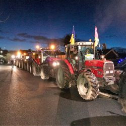 longford tractor run