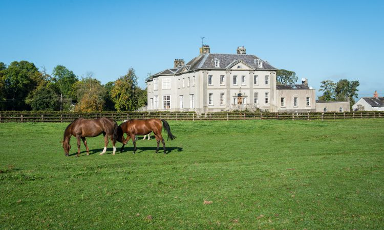 Historic estate on 120ac in the heart of 'The Royal County'