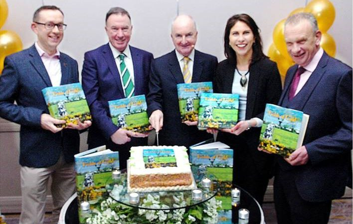Aurivo's 'Fields of Gold' launched to plaudits