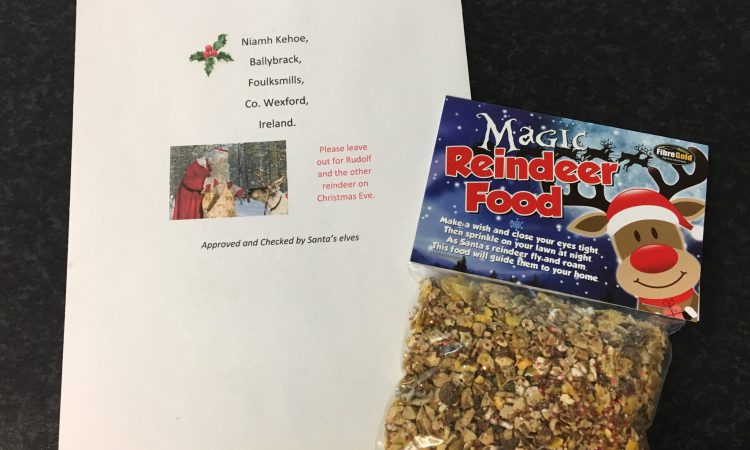 Kehoe Farming launches new ration: Magic Reindeer Food