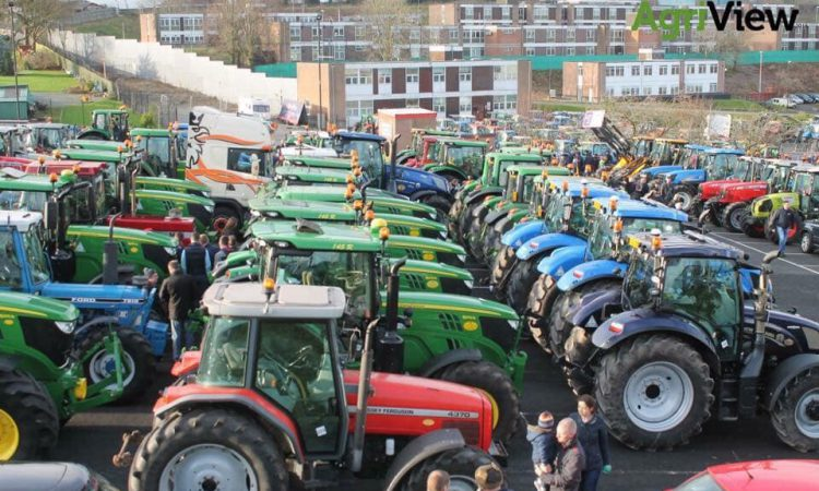 'Ireland's largest tractor run' set to roll out this Saturday