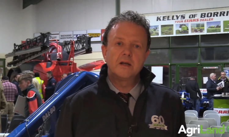 Video: 'We've had a good run with early orders for Lexions and Jaguars'