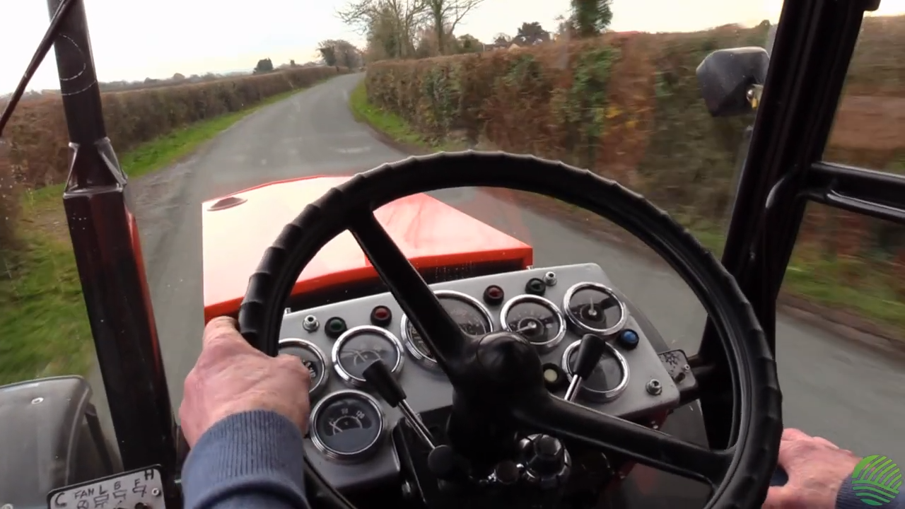 Video: Restored Crystal points to when Zetor was 'ahead of its time'