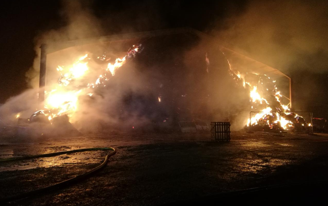 Farm of Dyson boss targeted in suspected arson attack
