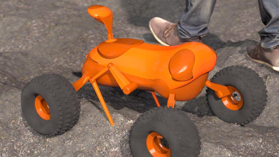 robot agri trial