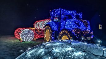 Video: Christmas contractors colour up for Cloughjordan