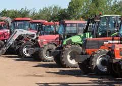 Imports of used tractors into Ireland fell by 10% in 2018 – CSO