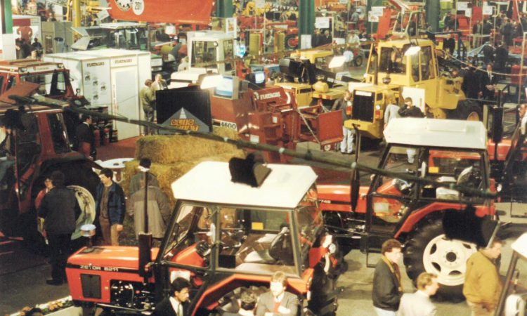 Pics: A look back at FTMTA Farm Machinery Shows from the 1990s