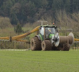 Umbilical slurry pipe stolen from Monaghan yard