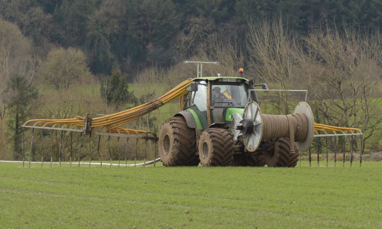 Reminder: Slurry safety guidelines