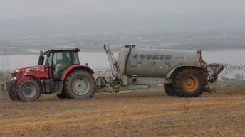 Slurry spreading: Top safety tips