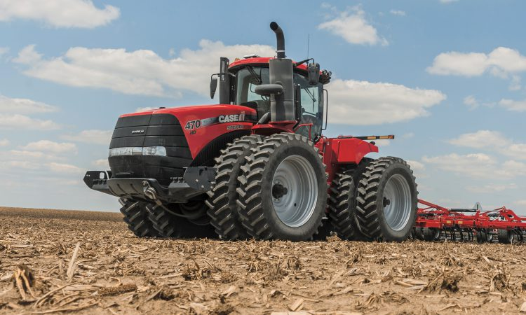 Table: How did new tractor sales fare in the US last year?