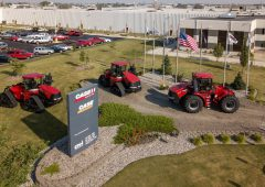 Case IH marks 50 years of 'Steiger' tractor production in Fargo factory