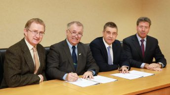 Teagasc and AHI strengthen ties with new agreement