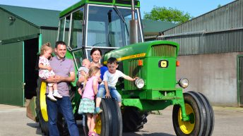 New series offers behind-the-scenes glimpse into Irish agri show scene