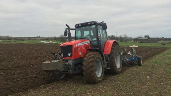 Video: Seedbed prep for spuds on 'Little Christmas'